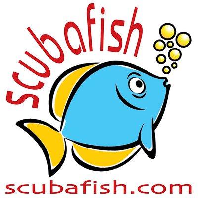 Scubafish Tripadvisor Logo