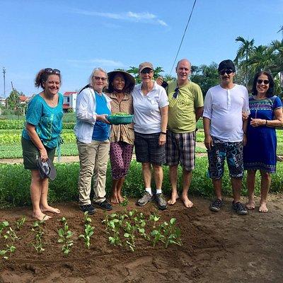 Farming trip in Hoi An