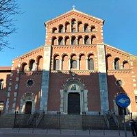 Parrocchia di Sant'Agostino, январь.