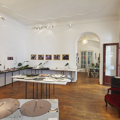 Stunning jewellery studio in the heart of Vienna