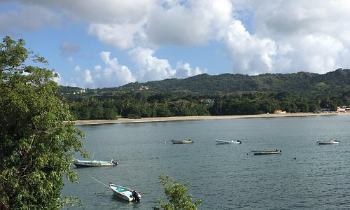 Fort James Tobago view