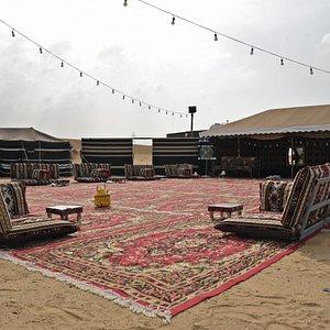 Desert Camp in Jeddah