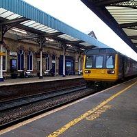 Warrington Central Station