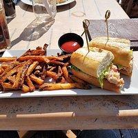 Lobster-Rolls / Hummersandwich