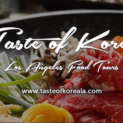Taste of Korea Los Angeles Food Tours