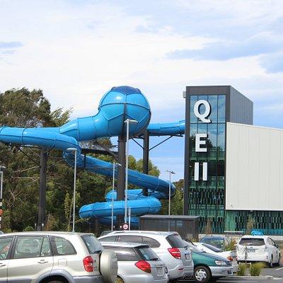QEII Swimming Complex