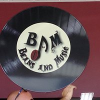 The best coffee in Australia,  and the funkiest record store around.