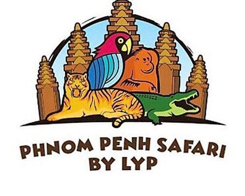 Phnom Penh Safari LOGO