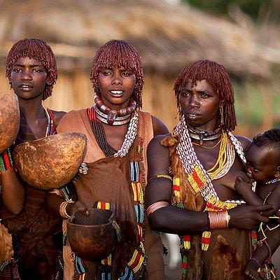 Hamer Tribes, Ethiopia