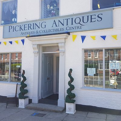 OUR SHOP FRONTAGE