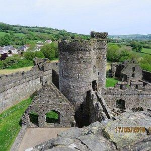 Замок Кидвелли