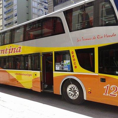 Terminal de Omnibus de Liniers: Buenos Aires, 2019.