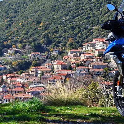 Arcadia in Peloponnese. A land full of picturesque villages awaiting to be discovered. Make life a ride.  GS Traveler