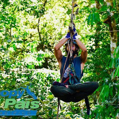 Yoga zipline  Qualified guides  Live the experience