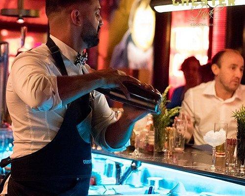 Los mejores cócteles de Málaga te esperan en Chester & Punk