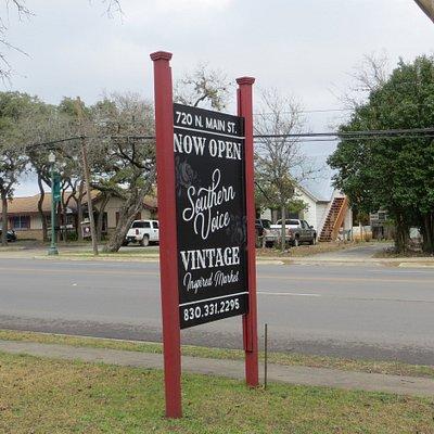 Southern Voice Vintage. Boerne, TX