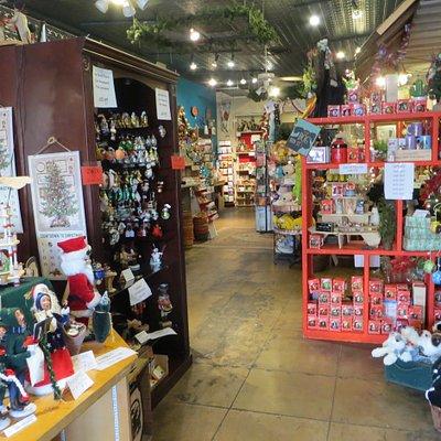 Christmas Shoppe, Boerne, TX