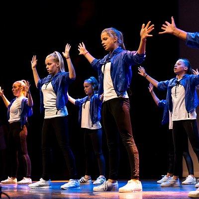 Theater voor professionele en amateur podiumkunsten ( Foto: Viktor Zieren)