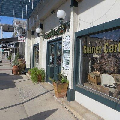 Corner Cartel Store, Boerne, TX