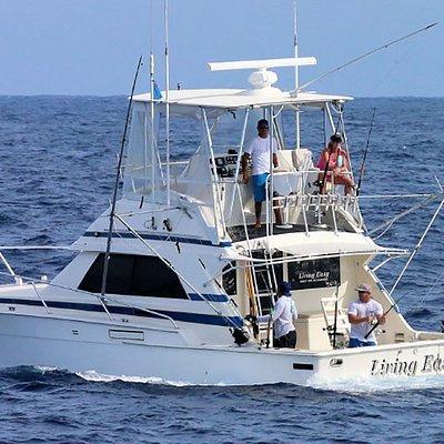 Living Easy Sport Fishing Charters Aruba