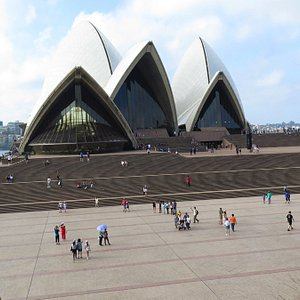 Experience the iconic Sydney Opera House from a different angle