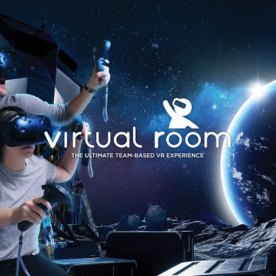 Virtual Room: The Ultimate Team-Based VR Experience