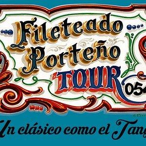 Fileteado Porteño Tour 054
