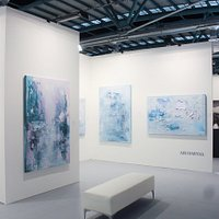 Univocal Art Gallery - Stand at BAF Bergamo Art Fair 2019