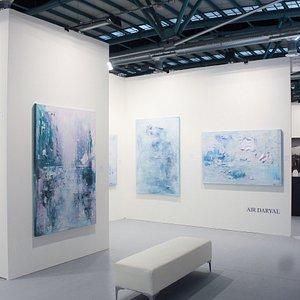 Univocal Art Gallery - Stand at BAF Bergamo Art Fair 2019