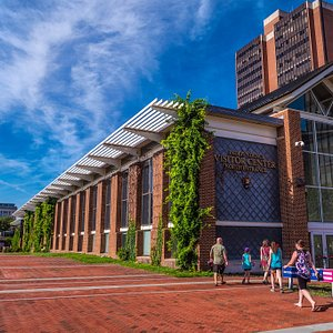 The Independence Visitor Center is the official visitor center of Philadelphia, and gateway to Independence National Historical Park.