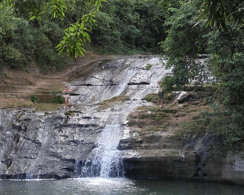 Lower Falls with Natural Slide