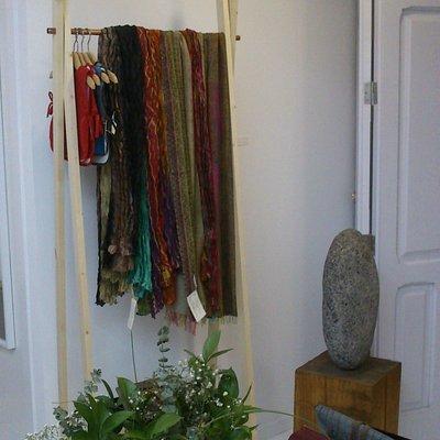 interior de Numen Creative shop