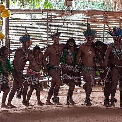Native Ritual Dance 2