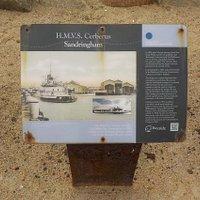 The story of HMVS Cerberus