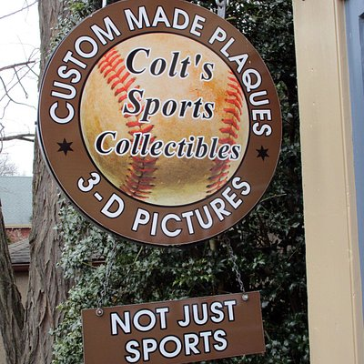 Colt's Sports Collectibles