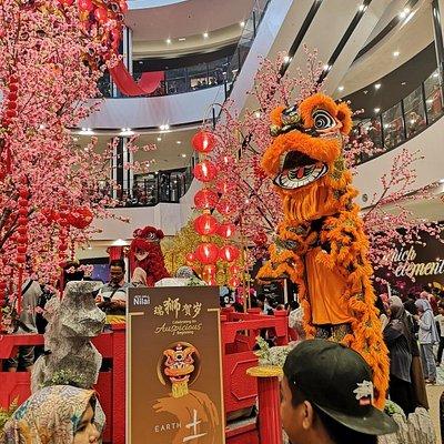 Aeon Mall Nilai open! Yeay