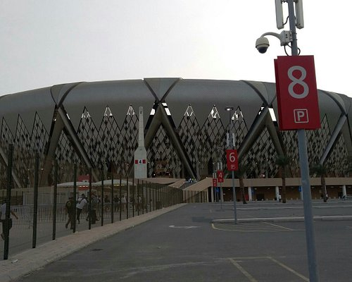Arriving via gate 5