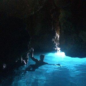Sempre la grotta blu