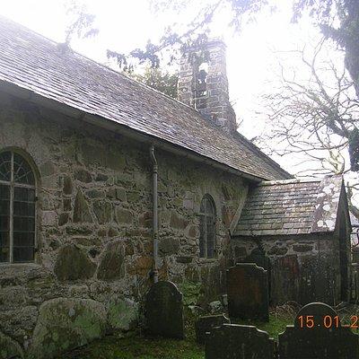 St. Illtyd's Church  (Llanelltyd)