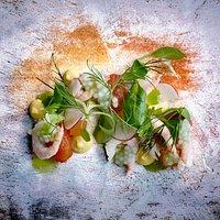 Shrimp cocktail Picture: Antti Hallakorpi
