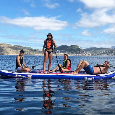 A Paddle in Paradise - From Seaforth to Boulders Beach. Come see what the south peninsula has to offer!