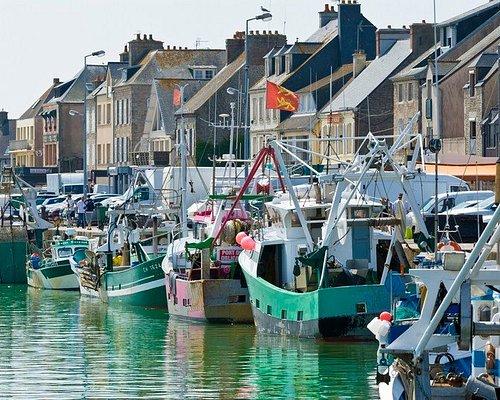 Saint Vaast la Hougue (Marc Lerouge/Office de Tourisme du Cotentin)