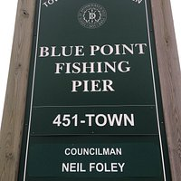 Blue Point Dock