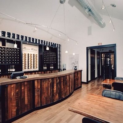 Our back room is available for private groups to experience our chardonnay and pinot noir. Call or email us to secure your experience with Brewer-Clifton.
