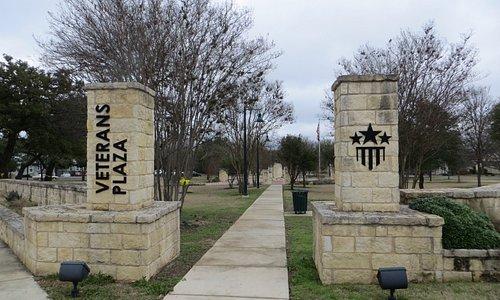 Veterans Plaza & Memorial, Boerne, TX