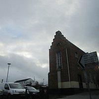 Very distinctive building.