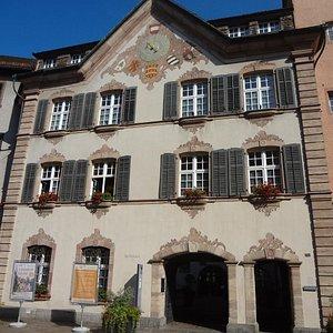 Tourismus Rheinfelden (Bâtiment Rathaus)
