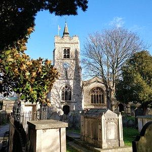St Nicholas' Church,