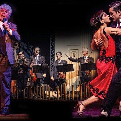 Bailando Tango, el espectáculo de Tango Porteño