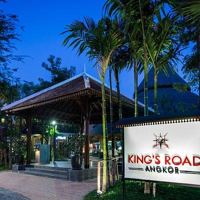 King's Road Angkor